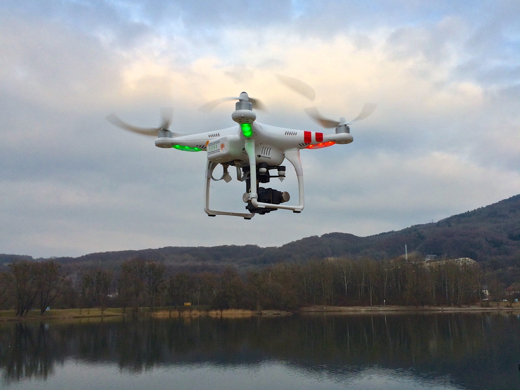 DJI Phantom 2 GoPro