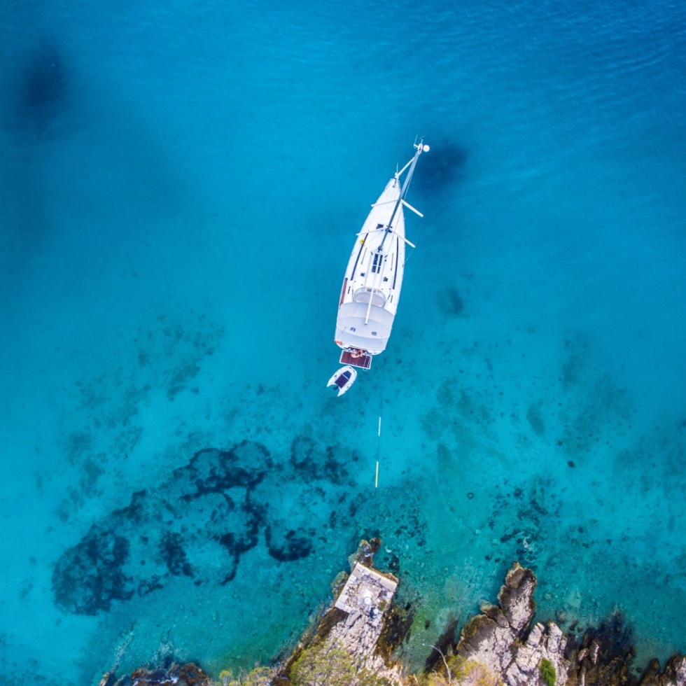 Flying drones in Croatia