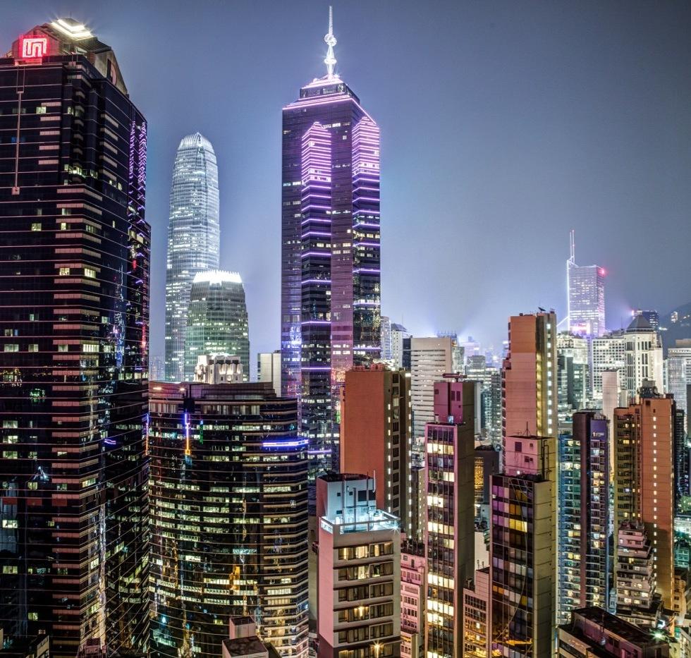 DJI Drone in Hongkong