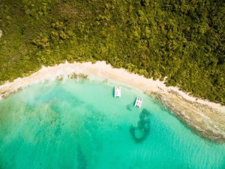 Flying Drones in Puerto Rico